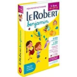Dictionnaire Le Robert Benjamin - Dès 5/8 ans - Niveaux GS-CP-CE