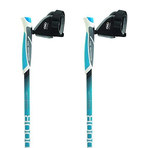 TSL Messieurs Tactil C20 Spike 110 bâton de Marche M Bleu