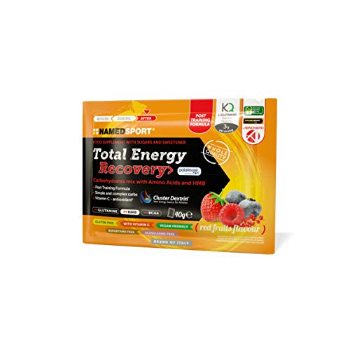 Named Sport Total Energy Recovery Drink 40G