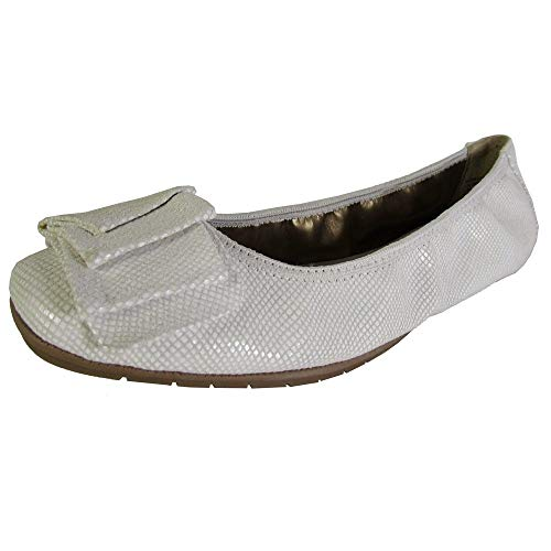 Top 10 best selling list for me too womens lilyana leather ballet flat shoe