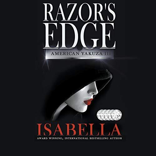 Razor's Edge audiobook cover art