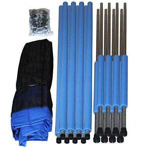 Gigajump®, Sicherheitsnetz geeignet für 4,27 Meter Trampoline (#301032)