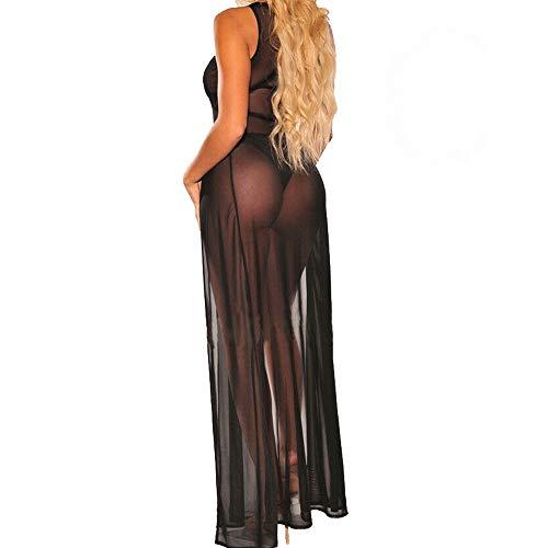 YJLYQ Pieza Ertica Lencera, Disfraz Ertico Mujer Erotismo Mujer Lenceria Mujer Sexy Erticas Pareja (Size : X-Large)