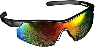 Bell+Howell TACGLASSES One-Size-Fits-All Polarized Sports Sunglasses for Men/Women,..