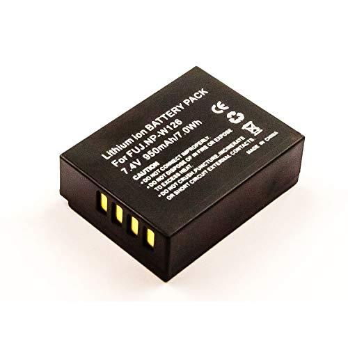 AGI - Batería de repuesto para Fujifilm X-T10