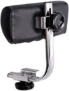 Gibraltar GGSLBR Lower Lumbar Backrest Support with Mounting Plate and Screws