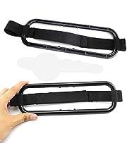 Car tissue paper box holder Auto rear seat headrest support Hold Clip Sun Visor Tissue Box Holder,Car Mount Organizer (Black)