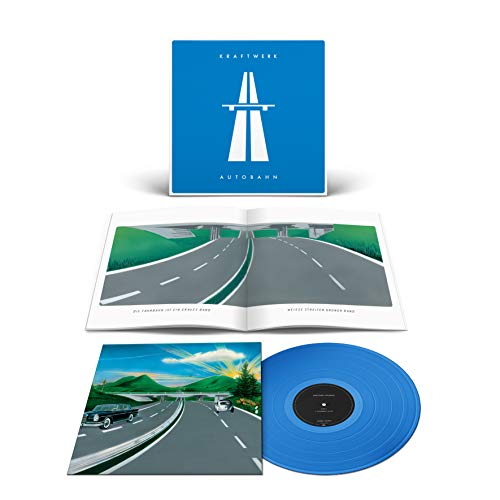 Autobahn (Colored Vinyl) [Vinyl LP]