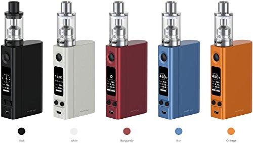 Joyetech Kit eVic VTC Dual & Ultimo - E-Zigarette ohne Tabak & Nikotin - kein Verkauf unter 18 Jahren - 0,5 Ohm - Orange