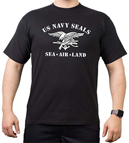 feuer1 T-shirt US Navy Seals (SEA - AIR - LAND)