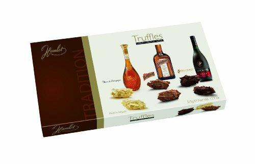 Trio de Chocolats à la Liqueur