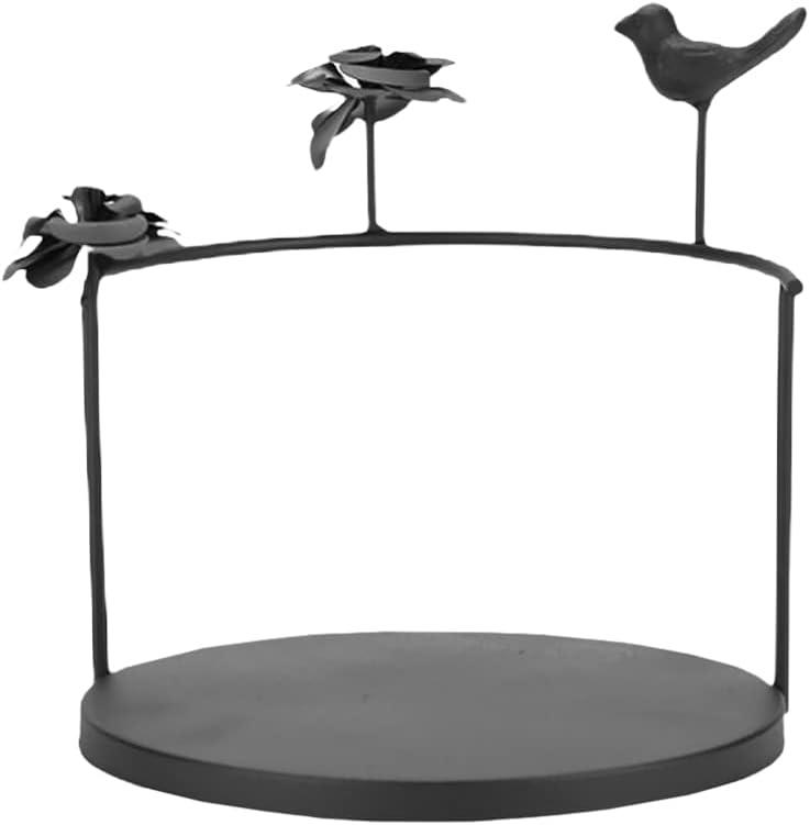 IMIKEYA Plate Dish Max 57% OFF Holder Direct sale of manufacturer Organizer Metal Storage Rack Dis