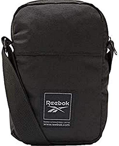 Reebok Wor City Bag Bolsa, Unisex Adulto, Negro, Talla Única