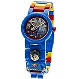 LEGO レゴ 9005619 DC Super Heroes スーパーヒーローズ Superman スーパーマン Watch ウオッチ 腕時計 [並行輸入品]