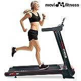 Zoom IMG-1 movi fitness tapis roulant professionale