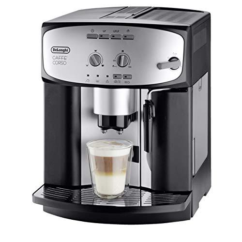 DeLonghi ESAM 2803 Caffe Corso Kaffeevollautomat - silber/schwarz by DeLonghi