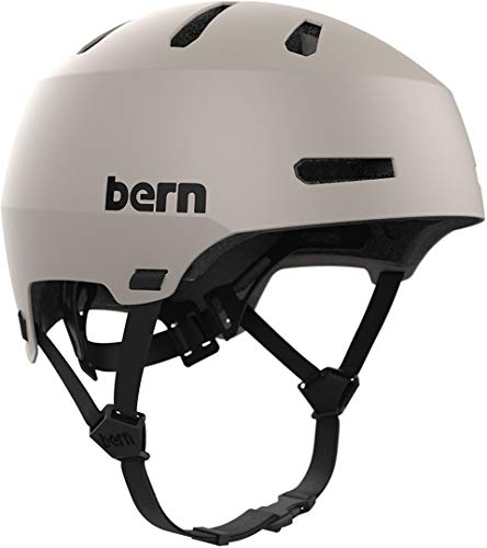 Bern Macon 2.0 H2O 2020 - Casco, Color Beige Mate
