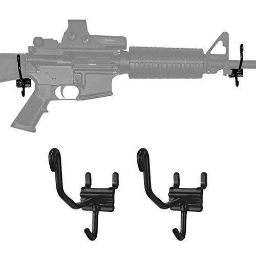 Gun Storage Solutions Slat Wall Gun Cradles (10 Pack)