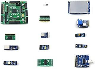 Waveshare OpenEP4CE10-C Package A ALTERA Cyclone IV FPGA Development Board EP4CE10 EP4CE10F17C8N +13 Accessory Kit