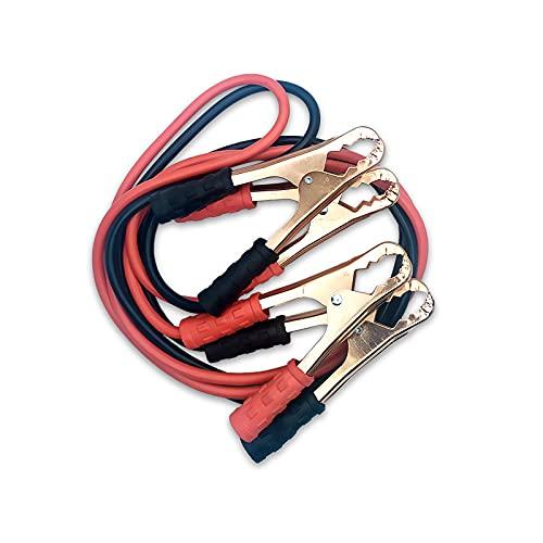 EUROXANTY Cables de Arranque para Coche   Arranque batería Coche   Carga de Emergencia   Agarre...