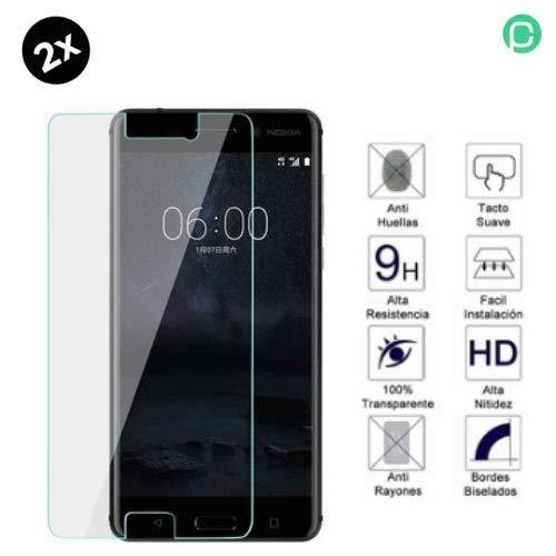 PHONE CONVERSE 2 Piezas Cristal Templado Protector de Pantalla Motorola Moto G4...