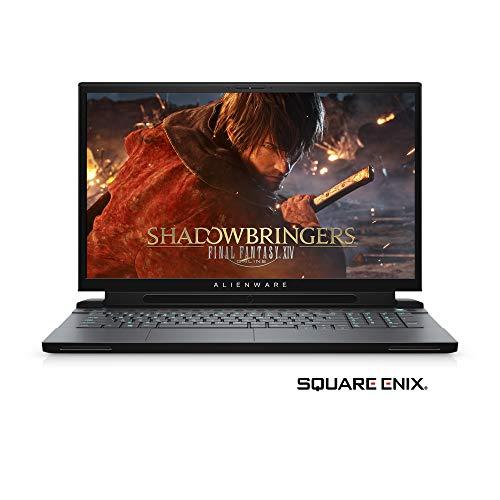 """Alienware New M17, 17. 3"""" FHD 144Hz Display, Intel 9th Gen. i7-9750H, NVIDIA GeForce RTX 2070 8GB GDDR6 with Max-Q Design, 1TB (2X 512GB PCIe M. 2 SSD) Raid0, 16GB RAM DDR4 2666MHz"""