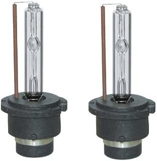 One Pair (2) D2C D2R D2S 4300K Xenon HID Diamond-Blue Bulbs 35W