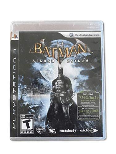 Batman: Arkham Asylum (VERSION UK)