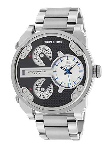 Reloj Marea Caballero analogico Acero 5ATM. B54150/4