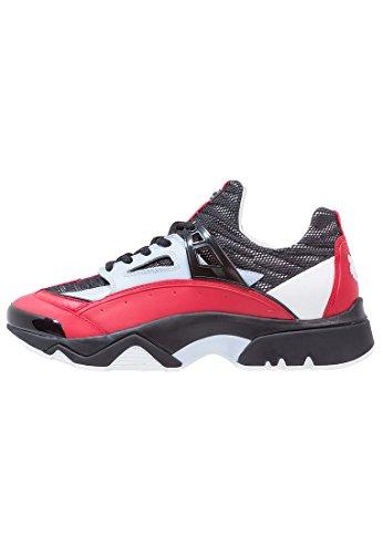 Kenzo, Herren Sneaker, Red/Sky Blue - Größe: 45 EU