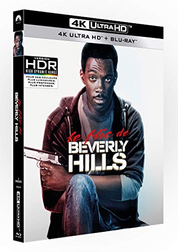 Le Flic de Beverly Hills - Blu-Ray UHD 4K [4K Ultra HD + Blu-ray]