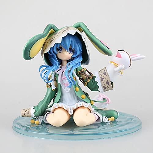 GKLHC Competencia De Citas Cuatro Series, por Favor, No Me Lastimes 1/7 Sentado Shiitono Figuras De Anime Modelo Estatua PVC Figura Juguete Decoraciones Coleccionables