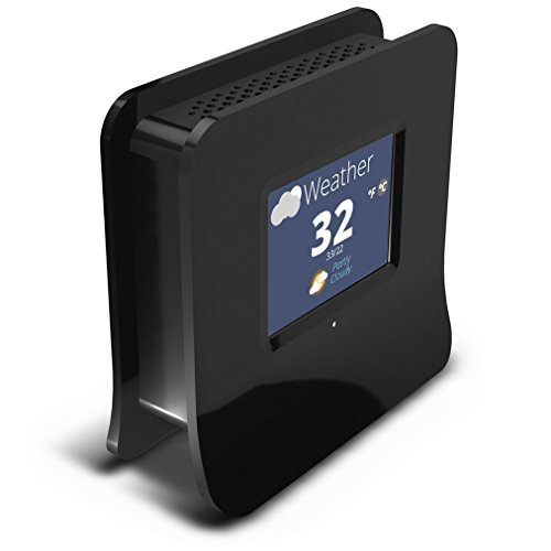 Securifi Almond - (3 Minute Setup) Touchscreen Wireless Router/Range Extender