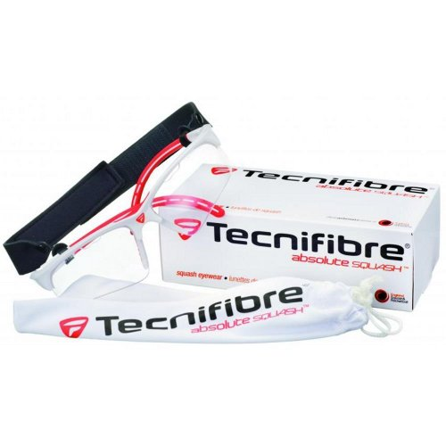 Tecnifibre Eye Protection Glasses