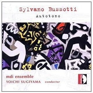 Bussotti: Autotono by Mdi Ensemble (2011-04-12)