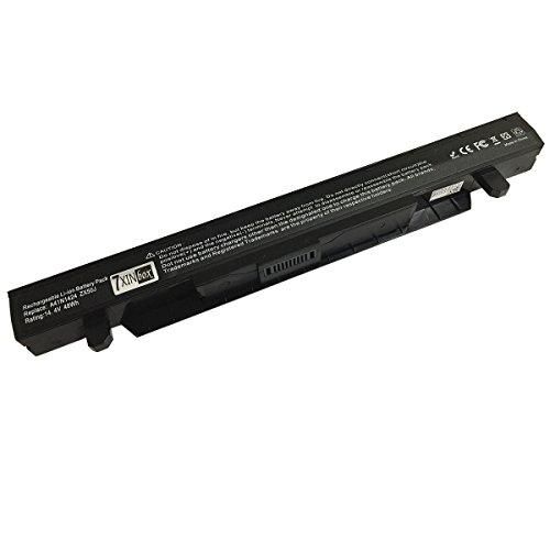 7xinbox A41N1424 14,4V 48Wh 3150mAh Repuesto Batería para ASUS FX-Plus GL552 GL552J GL552JX GL552V GL552VW GL552VW-DH74 DH71 GL552 ZX50 ZX50J ZX50JX JX4200 JX4720 FX-Pro