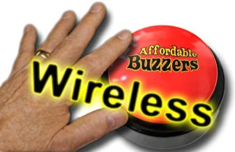 Affordable Buzzers Wireless BIG DADDY Tabletop Quiz Game Buzzer with free quiz game software