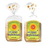 Gluten Free Light Tapioca Loaf by Ener-G   Vegan Sliced Bread   Low-Protein, Non-GMO, Kosher  ...