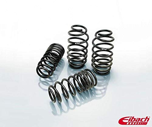 Eibach Pro-Kit Performance Spring Kit 4018.140 (Set of 4 Springs) Compatible with Honda Civic 1999-2000