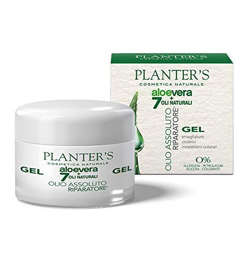 Planter's Aloe Vera - Olio Gel Assoluto Riparatore, 100ml
