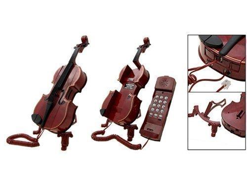 Telefon als Violine mit Technik von Heute