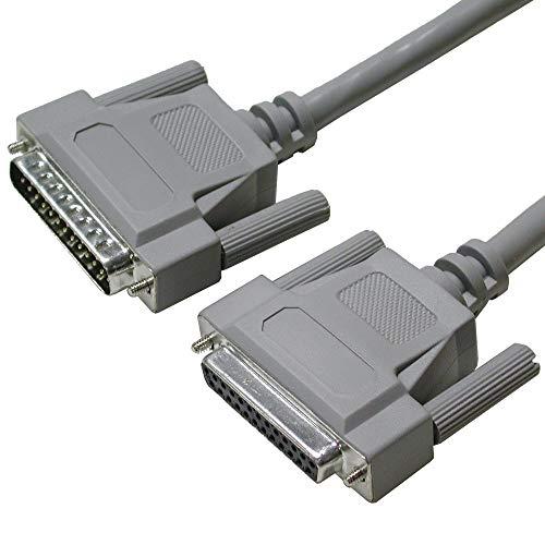 PremiumCord Datenkabel 25M-25F 2m 25 Drähte