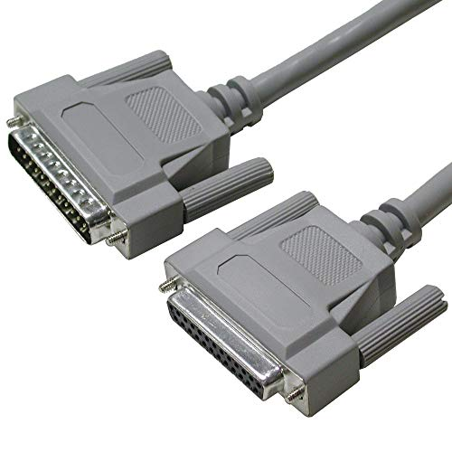PremiumCord Datenkabel 25M-25F 5m 25 Drähte