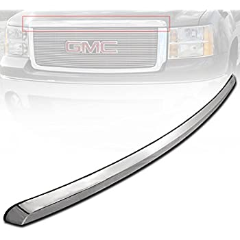 For GMC Sierra 1500 Hood Molding 2007-2013 GM1235109 w//Chrome Grille 10385156 New Body Style