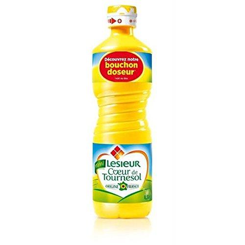 Olio di girasole Lesieur mini 50cl - ( Prezzo unitario ) - Lesieur huile de tournesol mini 50cl