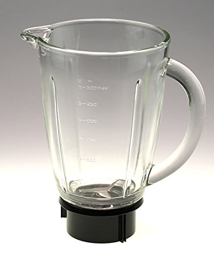 Severin 1192048 Mixbecher, Glaskrug für SM3718 Standmixer