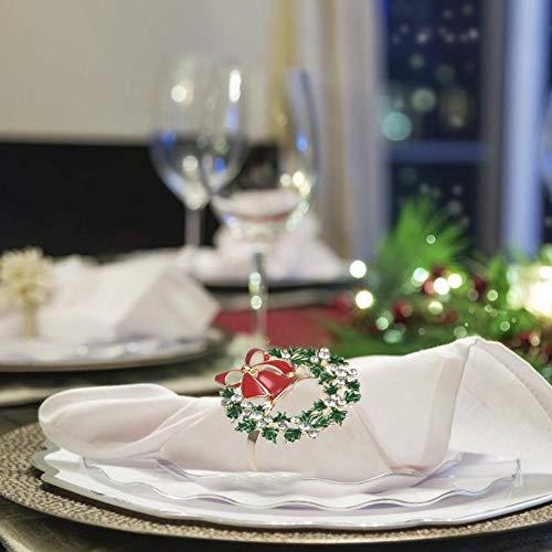 Brownrolly Serviettenringe, Serviettenschnalle Multifunktions Handtuch Serviettenring Für Zuhause Suitable