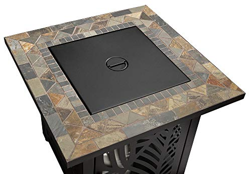 Endless Summer GAD15258SP Fire Table | Outdoor use, Liquid Propane Gas only