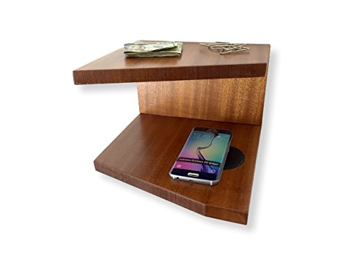 Angles Shelf with Charger