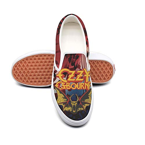 GAKIIER Boys Ozzy-Osbourne-Diary-of-A-Madman- Training Shoes for Mens